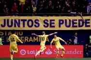 <i>Comeback</i> Manis Villarreal Bungkam Atletico Madrid