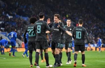 Pedro Jadi Pahlawan Chelsea Amankan Tiket Semifinal