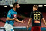 Napoli Susah Payah Pangkas Jarak dengan Juventus