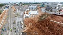 Perbaikan Jalan Rusak Akibat Pembangunan LRT Palembang Harus Segera