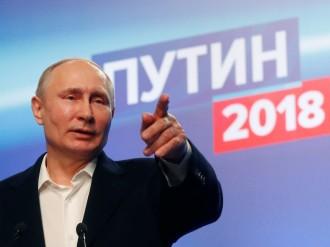Terima Kasih Putin untuk para Pendukungnya