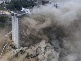 Hotel dan Kasino Terbakar di Filipina, Lima Orang Tewas