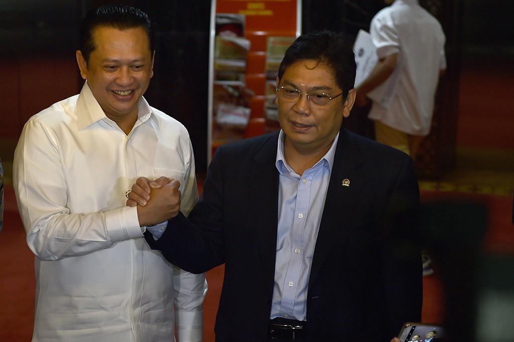 Megawati Tunjuk Utut Adianto Jadi Wakil Ketua DPR