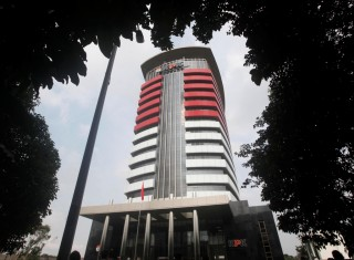 Pejabat Pemkab Lampung Tengah Diperiksa sebagai Tersangka