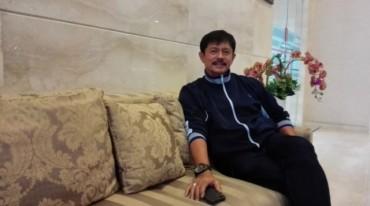 Indra Sjafri Beberkan Statusnya di PSSI