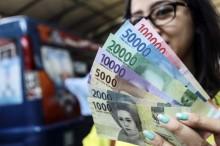 JISDOR Remains at Rp13,765 Per Dollar