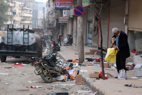 Milisi Kurdi Janji Jadikan Afrin Mimpi Buruk untuk Turki
