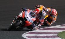 MotoGP: Cerita Dovi soal Pertarungannya dengan Marquez di Losail