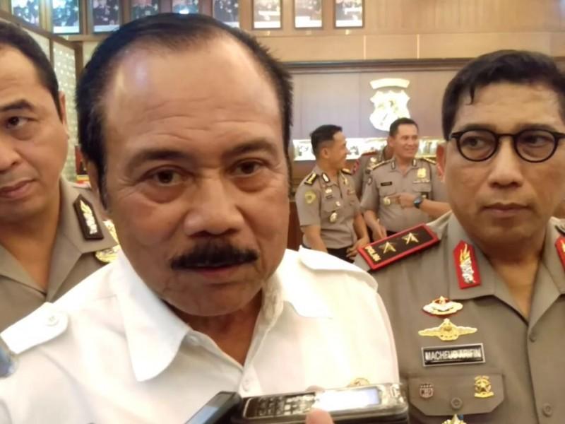 Dewan Pertimbangan Presiden (Watimpres) bidang keamanan Jendral (Purn) Subagyo Hadi Siswoyo. Foto: Medcom.id/Amaluddin