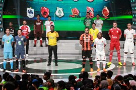 Liga 1 2018 Resmi Diluncurkan