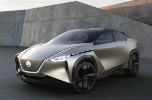 Nissan Siap Produksi IMX Konsep