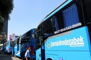 Penurunan Tarif Bus Premium Diharap Bukan Sekadar Promo