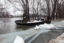 Salju Mencair, Kroasia Dilanda Banjir