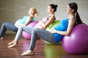 Studi: Olahraga Bantu Mempermudah Persalinan