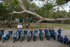 Komunitas Suzuki GSX Eksis Kampanye Aman Berkendara
