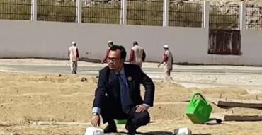Sederhananya Makam WNI yang Dieksekusi di Arab Saudi