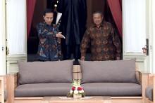 Jokowi Bisa Minta Masukan SBY Cara Memilih Cawapres