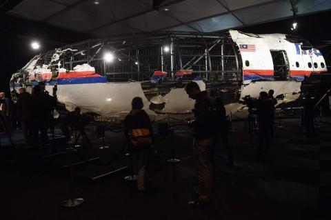 Dituduh Tembak Jatuh MH17, Pilot Ukraina Bunuh Diri