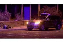Mobil Otonom Uber Tabrak Penyeberang Jalan
