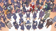 Game dari Anime Little Witch Academia Meluncur Mei