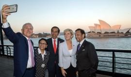 Poros Maritim jadi Pilar Indo Pasifik bagi Indonesia