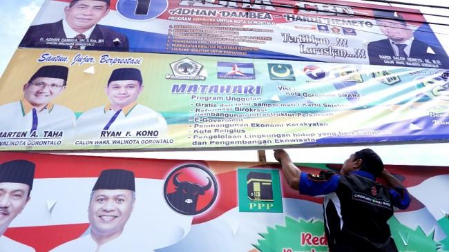 Aturan Partai Baru tak Boleh Kampanye Capres Diskriminatif