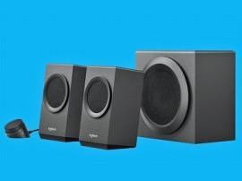 Logitech Z337, Speaker Desktop yang Dukung Bluetooth