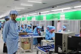 Kunjungan ke Pabrik ARM Rekan Infinix