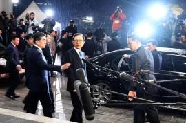 Jaksa Korsel Buru Mantan Presiden Lee Myung-bak