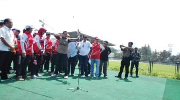 Asian Games: Lapangan Dipungut Biaya, Pelatnas Panahan Curhat ke Menpora