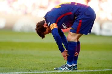 Cara Messi Mengatasi Kebiasaan Muntah di Lapangan