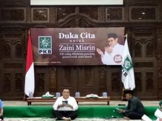 PKB Gelar Tahlilan untuk Almarhum Zaini