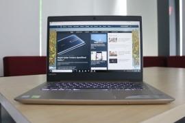 Lenovo IdeaPad 520S, Menengah dengan Fitur Premium