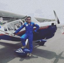Pilot TNI AU Gugur Dalam Persiapan Wisuda Siswa GFA