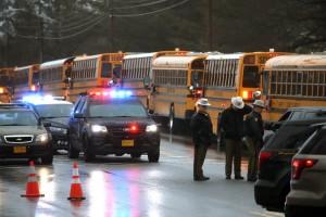 Penembakan di AS, Dua Terluka dan Pelaku Tewas