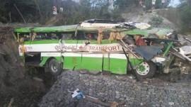 Bus Terjun ke Jurang, 19 Warga Filipina Tewas