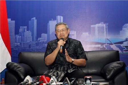 SBY: Pemerintah jangan Cepat Marah Kalau Dikritik