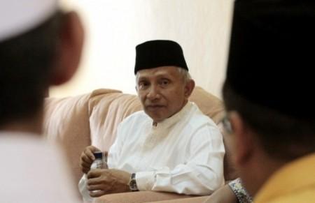 Tudingan Amien kepada Jokowi Disebut <i>Asbun</i>