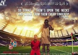 Lionel Messi jadi Korban Propaganda ISIS
