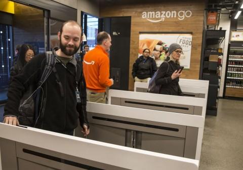 Tiga Keuntungan Revolusi Belanja ala Amazon Go