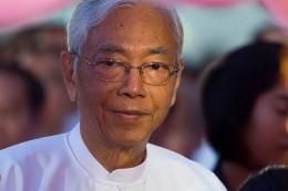 Presiden Myanmar U Htin Kyaw Mengundurkan Diri