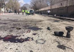 Bom Meledak di Kabul, 26 Orang Tewas