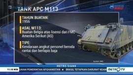 TNI AD Tindak Kesalahan Prosedur Kasus Kecelakaan Tank