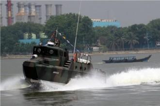 TNI Bantah Kapal Komando Tenggelam karena Kelebihan Muatan