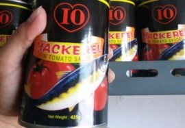 BPOM Kepri Tarik Tiga Produk Sarden Diduga Mengandung Cacing
