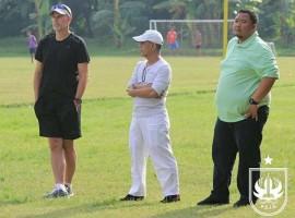 PSIS Resmi Mengontrak Asisten Pelatih Asal Australia