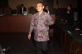 Politikus PKS Yudi Widiana Divonis 9 Tahun Penjara