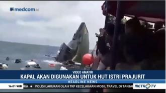 TNI AD: KMC Komando Tenggelam Karena Kebocoran Pipa