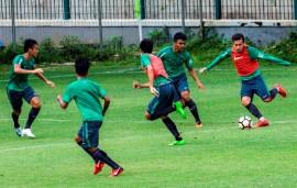 Egy Dicadangkan dalam Laga Timnas U-23 vs Singapura