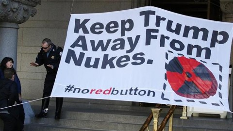 AS dan Rusia Dikhawatirkan Kembangkan Senjata Nuklir